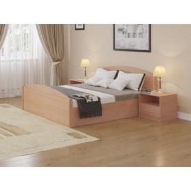 Кровать с подъемным механизмом Аккорд, 180х200, дуб шамони