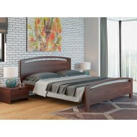 Кровать с подъемным механизмом Веста 1-M-R с ПМ, 180х200, сосна, венге