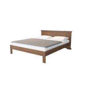 Кровать Milena-тахта, 180х200, береза, орех