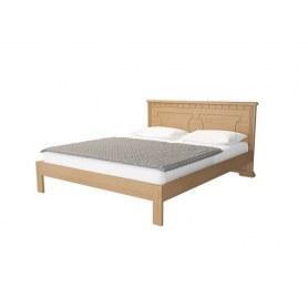 Кровать Milena-M-тахта, 200х200, береза, антик