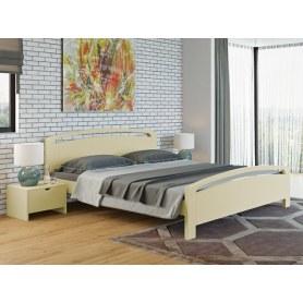 Кровать с подъемным механизмом Веста 1-R с ПМ, 200х200, сосна, слоновая кость