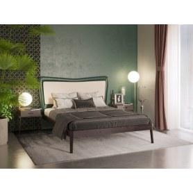 Кровать Butterfly, 180х200, Венге, Renata 5013/Tetra Beige