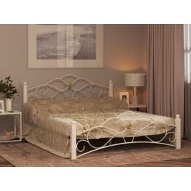Кровать Гарда 3, 160х200, белая