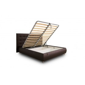 Кровать с подъемным механизмом Жаклин 1600 №1