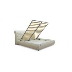 Кровать с подъемным механизмом Эмили 1800 №2 со стразами