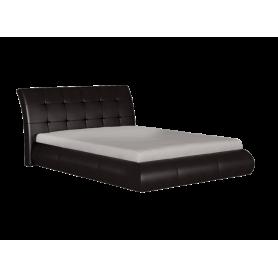 Кровать Лаура 1800 с основанием (Остин Умбер)