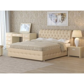 Кровать с подъемным механизмом Como 4, 160х200