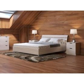 Кровать Rest 1, 160х200, дуб шамони