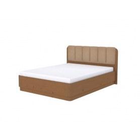 Кровать с подъемным механизмом Wood Home 2, 200х200, Антик сосна/Лофти бежевый