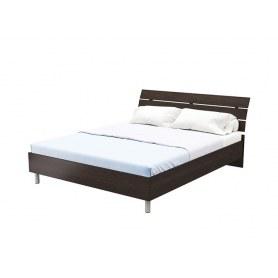 Кровать Rest 1, 160х200, дуб венге