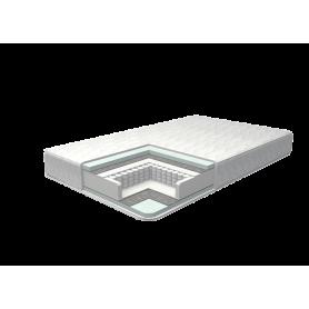 Матрас Сонель Мемор, (7 зональный пружинный блок)