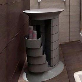 Прикроватная тумба Ofelia gray