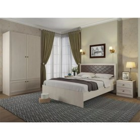 Спальный гарнитур модульный Агата