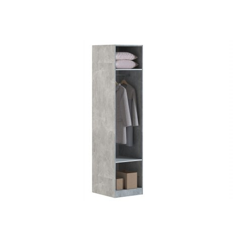 Шкаф-пенал правый в спальню Бержер